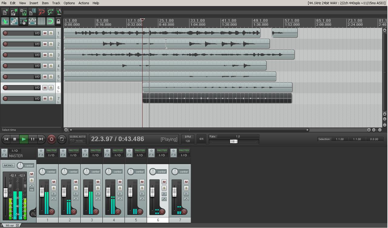 reaper recording software download